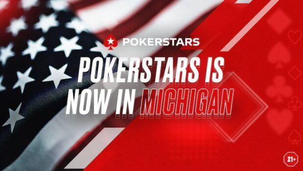 PokerStars Shuffles Up & Deals Legal Online Poker in Michigan