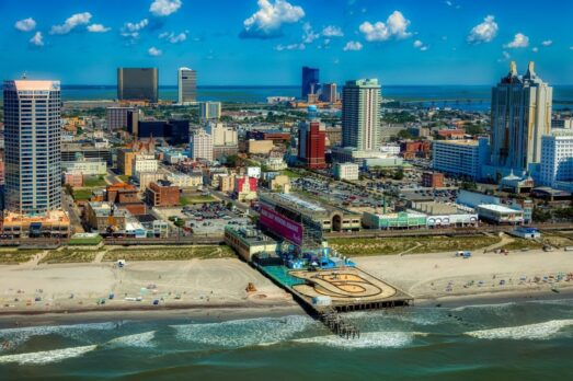 New Jersey Gambling Revenue Grows 119.8% to $359.3 Million for the Month of March