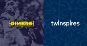 dimers twinspires partnership